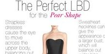 Plus Sized Pear Shape / Outfits & clothing styles that are flattering for plus sized pear shapes
