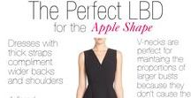 Plus Sized Apple / Outfits & clothing that are flattering for plus sized apple shapes