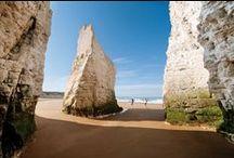 Kent & Sussex / Kent is een heerlijke streek, na een overtocht naar Dover met DFDS ben je er zo. Ga hier zeker eens een paar dagen heen en bezoek dan zeker de White Cliffs, Dover & Hever Castle en de gezellige stad Canterbury.