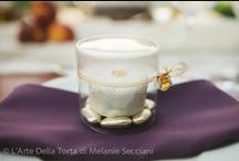 Tuscany Wedding Cakes - Grooms Breakfast Cake in Florence, Italy / Inspiration board for lavish grooms breakfast cake in Florence Italy by L'Arte Della Torta di Melanie Seccinai