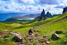 Best of Schotland / De favoriete highlights van Schotland van de medewerkers van DFDS. Van prachtig Perthshire tot Highland Cows.