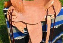 Granite Buckaroo Custom Saddles / Custom made western saddles by Tom Lamprey