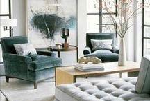 Lovely Living Rooms / Living Room Inspiration