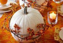 Fall & Pumpkin Inspiration