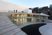 Public buildings / Architecture / Public space design and planning
