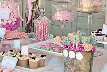 Girls birthday party ideas / Party ideas for girls aged 12 & under