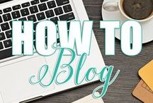 WAHM - blogging / Tricks, tips, and things you don't want to forget about blogging, design, and self-publishing