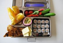 Lunch box ideas / Food school lunches and snacks