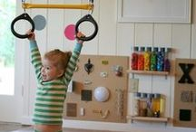 Kids Spaces / Make an optimal learning environment, spruce up a reading nook, and set the stage for creative play...