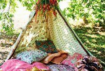 Pretty tents