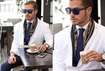 Modern Men's Fashion / A look at way men put together pieces and pull off a great look and timeless look
