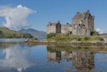Kastelen / Kastelen - in Engeland en Schotland struikel je er bijna over. De mooiste kastelen verdienen natuurlijk een plekje op dit bord! Klik door op de foto's en je komt terecht op het DFDS blog, waar we je nog veel meer vertellen over deze bijzondere kastelen.