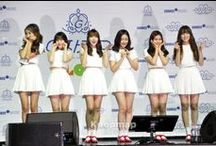 GFRIEND / GFriend (Hangul: 여자친구; RR: Yeoja Chingu) is a six-member South Korean girl group formed by Source Music in 2015. They made their debut with the EP Season of Glass on January 15, 2015. GFriend gained impressive scores on various music charts and music programs in just 12 days since their debut.