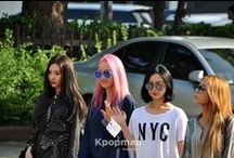 Wonder Girls / Wonder Girls (Korean: 원더걸스, Chinese: 奇迹女孩, Japanese: ワンダーガールズ) is a South Korean girl group, whose current line-up is Yubin, Yeeun, Sunmi and Hyerim. They are managed by their producer, the singer-songwriter Park Jin-Young under his talent agency, JYP Entertainment. They are co-managed in the United States by Creative Artists Agency.
