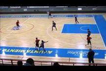 2015-2016 Fase previa de futbol sala categoria cadete / Partidos de la fase previa de la liga cadete de futbol sala del equipo Oroquieta Espinillo durante la temporada 2015 - 2016
