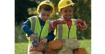 EYR's Builders' Yard / Setting up your own builders' yard for the little ones, take a look at our resources!