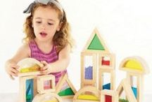 Sensory Play / A small selection of products ideal for sensory play.
