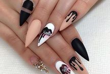 Nails / New ideas for long nails