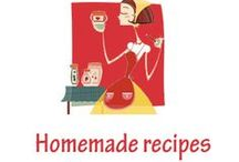Homemade Recipes from Scratch / Homemade recipes from scratch - frugal cooking! An online cookbook with many quick and easy to cook recipes! || Cakes - Pies - Desserts~~ Homemade Drinks~~ Chicken Recipes~~ Fish Recipes~~ Pork Recipes~~ Pasta Recipes~~ Pizza Recipes~~ Soups~~ Vegetable Recipes