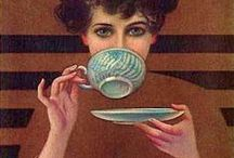 Another cuppa, please / The first cup is necessary, the second you savor / by Lin Schellenger