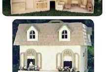 Dollhouse: 1:12 Scale Tutorials / by Dulce R-L