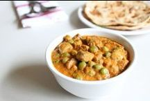 Vegetarian Curry & Dhal Recipes / Vegetaraian dishes / by Dennis Englefield