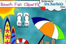KristyBear Designs' Clipart / This board includes some of the clipart that I have created. All of this clipart is available for commercial use.