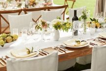 Tent: Vineyard Inspiration / This Board is for inspiration from some of our own Texas Hill Country weddings and others we just like. This style has taken off the last few years and is probably here to stay since vineyards make such great venues.