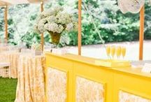Tent: Yellow Inspiration