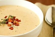 Soup - the ultimate braces-friendly food! / Recipe ideas that will be kind to your braces - broken braces are one of the main reasons orthodontic treatment can take longer than you expect (the other is not wearing your rubber bands!)