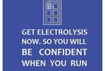 Electrology Electrolysis Electroepilation Memes for you to share / Signs of the time - Memes designed for the electrologist/electrolysist to share around the world.