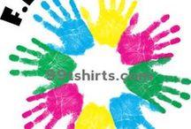 Friends Circle Tshirt