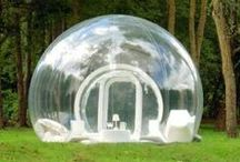 Tents: Inflatable / These are fun and different style tents. We are building our inventory with different styles and sizes.