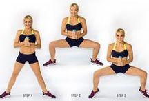Exercises: Legs/Butt
