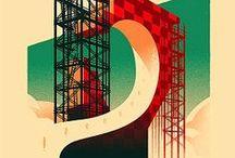 Graphic design / by Pepe Šetele