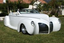 Cool Cars / Vehicles / by Clare Reed