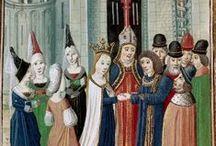 15th century  costume