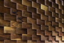 drewno / drewno w każdej postaci, piękne i ciekawie zastosowane