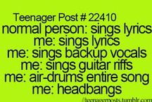 MUSIC and BANDS