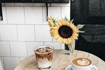 c a f é   d a   m a n h ã / Uma pasta recheada de inspirações de cafés, refeições matinais e muito amor. Espero que se encham de inspirações como eu.