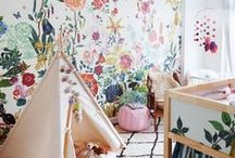 Bohemian Kids Rooms