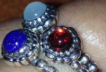 Pandora my love :) / Rings & more more more