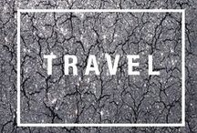 T R A V E L / travel and places