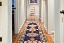Bohemian Entrances Hallways