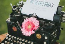 Máquinas escribir