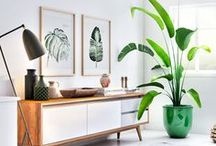 Living Room / Home design inspiration to help you decide how to get the most of out your SONOS system using Flexson accessories. Living room design, ideas and decor.