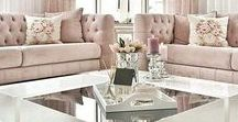 New Flat Ideas / Mainly Taupe & Blush ideas