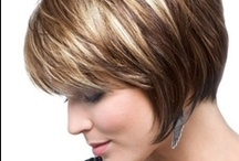 hair ideas / by Sue Armstrong