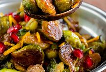 Meals   Mains: Vegetables / by Pasha M