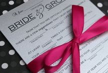 Guest Book Alternative Ideas / A wedding guest book made of burlap and lace, engraved wood, or a state puzzle